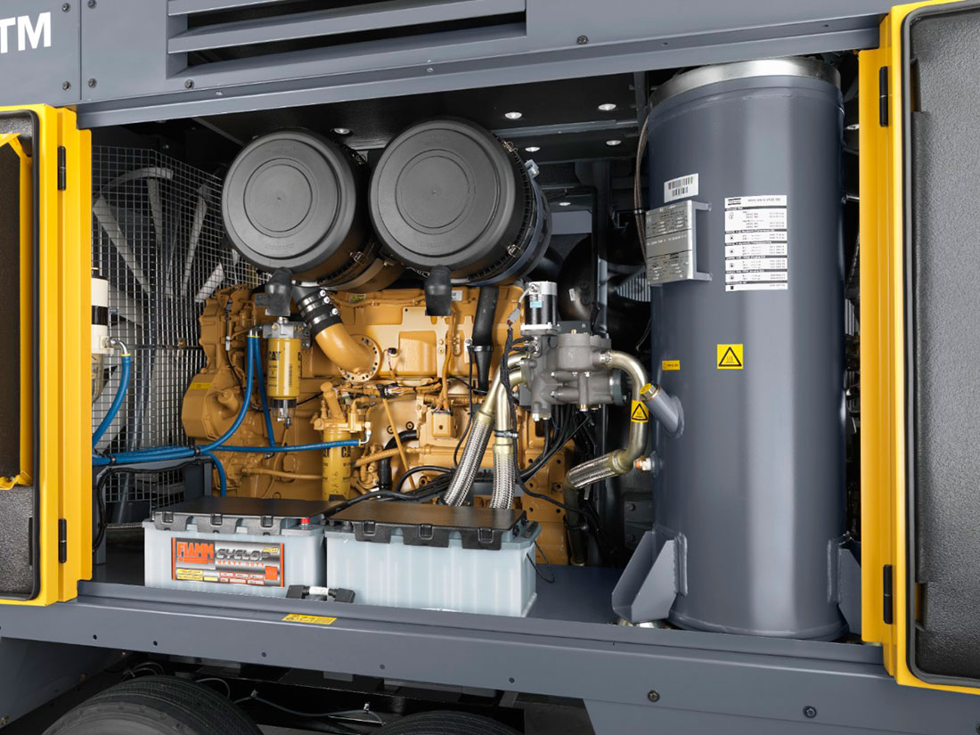 Ремонт дизельных компрессоров