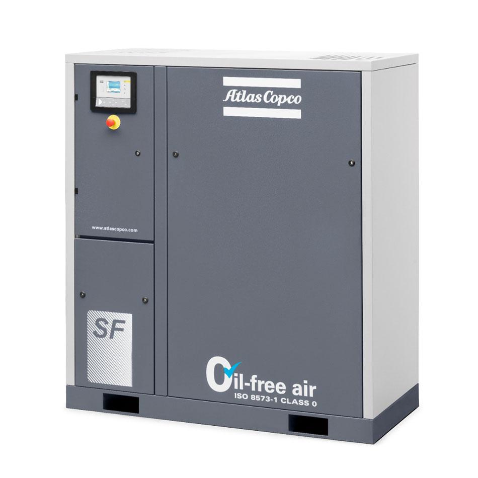 Спиральный компрессор Atlas Copco SF 22