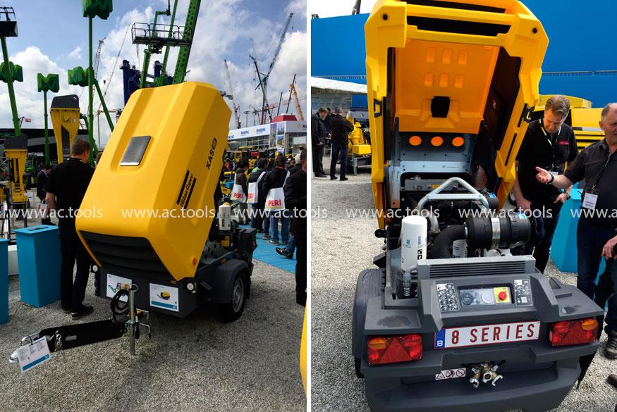 Обновление линейки дизельных компрессоров