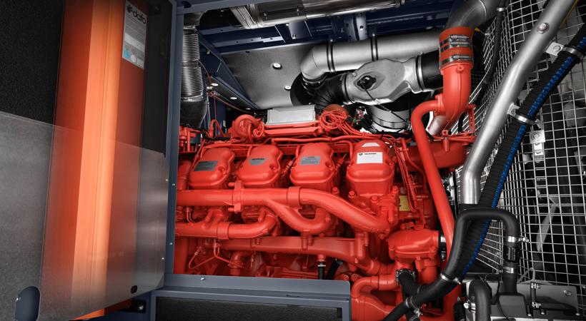 Модели, поставляемые на российский рынок, комплектуются дизельными двигателями Scania (Stage II)