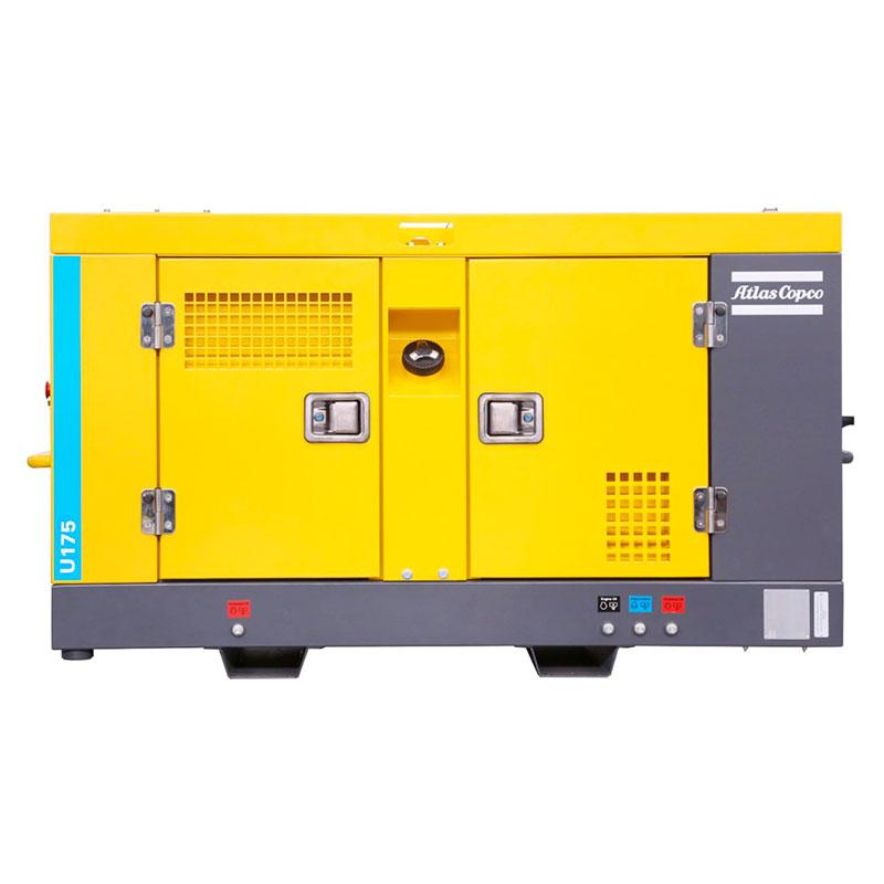 Дизельный компрессор Atlas Copco U175